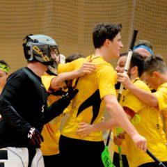 Auswärtssieg gegen die Hot Shots aus Innsbruck